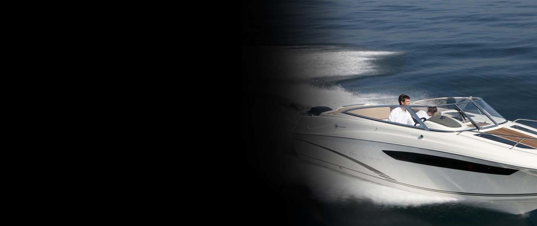 Acheter bateau à moteur neuf jeanneau bassin d'arcachon