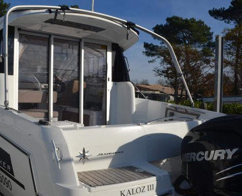 bateau occasion merry fisher 755 croisiere