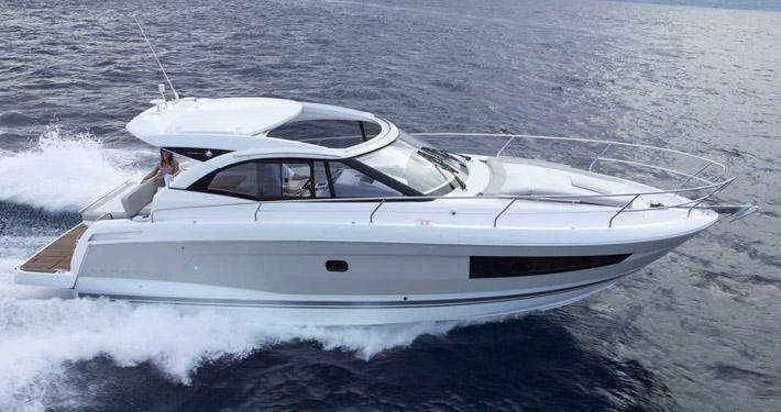 bateau jeanneau leader 36 FP1 - Leader 36 open avec arceau