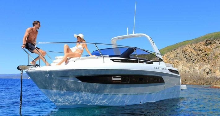 bateau jeanneau leader 30 FP1 - Leader 30 open