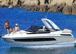 bateau jeanneau leader 30 FP2 260x185 - Leader 30 open