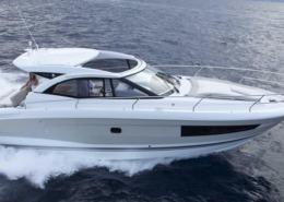 bateau jeanneau leader 36 FP1 260x185 - Leader 36 open avec arceau