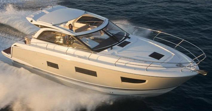 bateau jeanneau leader 40 FP1 - Leader 40 open avec arceau