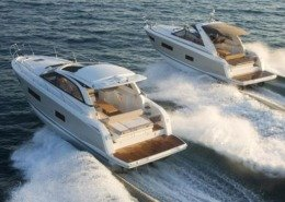 bateau jeanneau leader 40 FP2 260x185 - Leader 40 open avec arceau