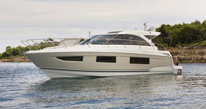 bateau jeanneau leader 46 FP1 - Leader 46 SPORTOP