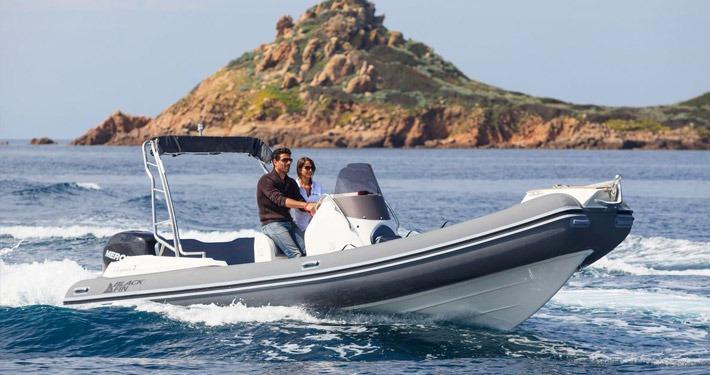 bateau semi rigide black fin elegance 7 FP1 - Black Fin Elegance 7 2