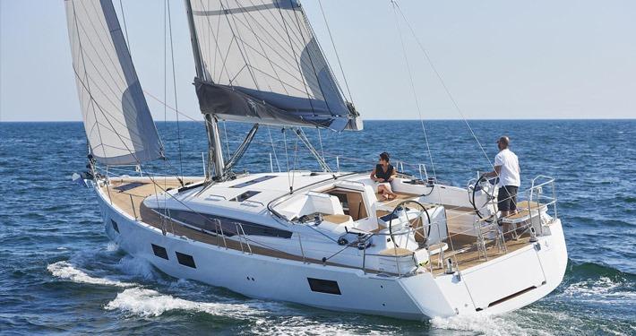 bateau voilier jeanneau yachts 51 FP1 - Jeanneau Yachts 51