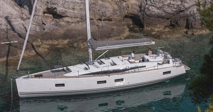 bateau voilier jeanneau yachts 54 FP1 - Jeanneau Yachts 54