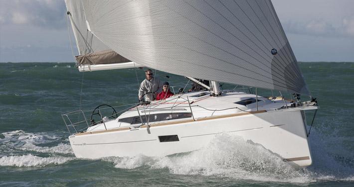 bateau voilier sun odyssey 349 FP1 - Sun Odyssey 349