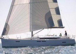 bateau voilier sun odyssey 449 FP1 260x185 - Sun Odyssey 449