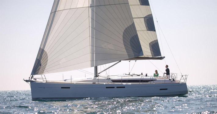 bateau voilier sun odyssey 449 FP1 - Sun Odyssey 449