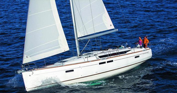 bateau voilier sun odyssey 479 FP1 - Sun Odyssey 479