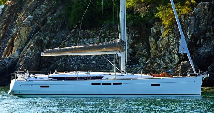bateau voilier sun odyssey 519 FP1 - Sun Odyssey 519