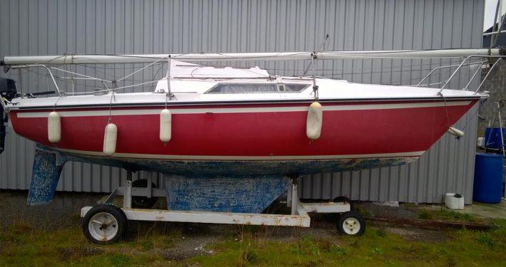 edel 6 achat voilier bateau d 39 occasion pas cher bassin d 39 arcachon. Black Bedroom Furniture Sets. Home Design Ideas