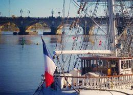 belem bordeaux 260x185 - Le Belem : un navire de légende de retour à Bordeaux