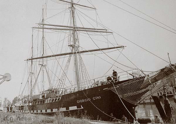 giorgio cini - Le Belem : un navire de légende de retour à Bordeaux