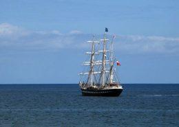 belem madeire 260x185 - Le Belem : un navire de légende de retour à Bordeaux
