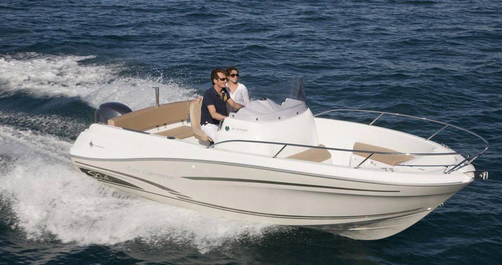 location bateau lac de biscarrosse cap camarat 6 5 cc. Black Bedroom Furniture Sets. Home Design Ideas