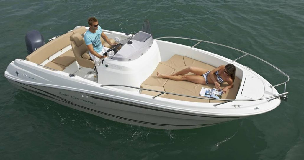 louer bateau biscarrosse en famille cap camarat 6 5 cc. Black Bedroom Furniture Sets. Home Design Ideas