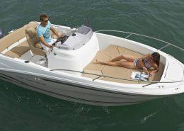 bateau location biscarrosse cap camarat 6 5 cc 2 FP1 260x185 - Cap Camarat 6.5 CC Biscarrosse 2