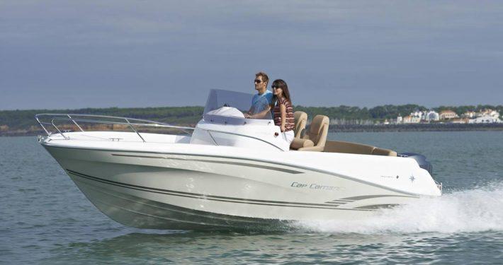 bateau location biscarrosse cap camarat 6 5 cc 2 FP2 710x375 - Cap Camarat 6.5 CC Biscarrosse 2