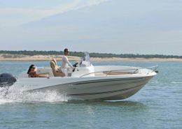 bateau location biscarrosse cap camarat 6 5 cc 2 FP4 260x185 - Cap Camarat 6.5 CC Biscarrosse 2
