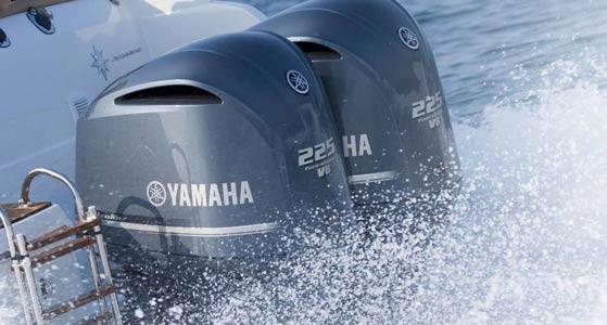 entretien moteur yamaha sortie d'eau