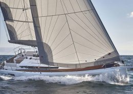 Sun Odyssey 440 voilier Jeanneau
