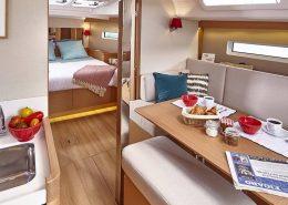 Sun Odyssey 440 luxe