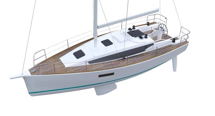 Sun Odyssey 319 Jeanneau