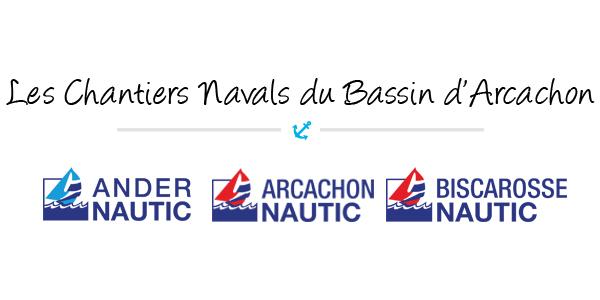 identites autres chantiers navals - Nous devenons « Les Chantiers Navals du Bassin d'Arcachon »
