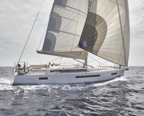 bateau voilier neuf sun odyssey 490 FP2 495x400 - Le Nautic de Paris 2019