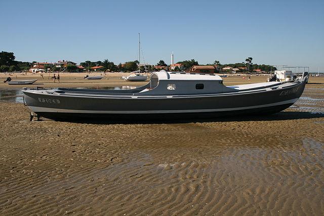 pinasse bassin - Allier le plaisir de naviguer avec la découverte du bassin d'Arcachon