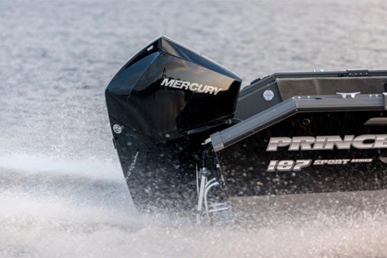 mercury performance - Mercury complète sa gamme V6 FourStroke et SeaPro