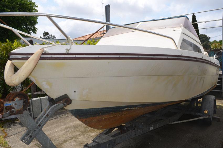 skanes 510 - vente bateau d u0026 39 occasion