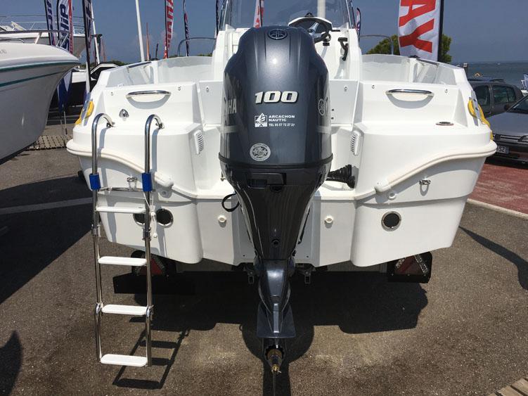 bateau moteur cap camarat 5 5 cc FPx7 - Comment naviguer à l'année sans acheter votre bateau