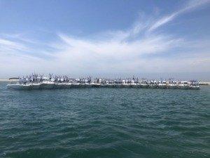 12 mouillage déj 300x225 - Fishing Day 2019 : une 6ème édition réussie !