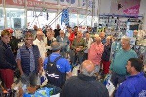 1 Briefing Pêche 300x199 - Fishing Day 2019 : une 6ème édition réussie !