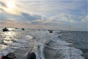 5 Vers les passes 300x199 - Fishing Day 2019 : une 6ème édition réussie !