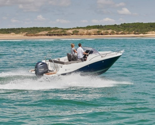 bateau jeanneau cap camarat 6 5 wa FP4 495x400 - Cap Camarat 6.5 WA S3 Série 3