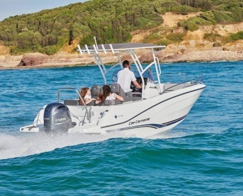 bateau neuf cap camarat 6 5 cc FP1 495x400 - Cap Camarat 6.5 CC Série 3