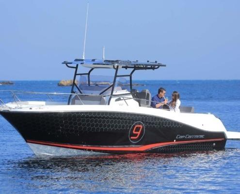 bateau neuf cap camarat 9 0 cc FP1 495x400 - Cap Camarat 9.0 CC