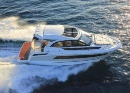 bateau jeanneau leader 33 FP1 260x185 - Leader 33 open avec arceau