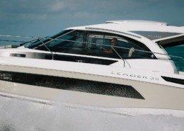 bateau jeanneau leader 33 FP2 260x185 - Leader 33 open avec arceau