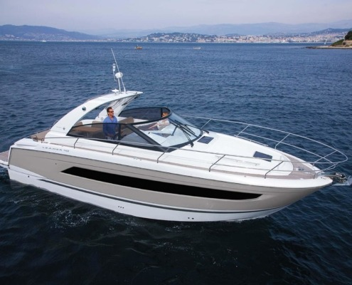 bateau jeanneau leader 40 vignette1 495x400 - Thank You Page Nautic Paris