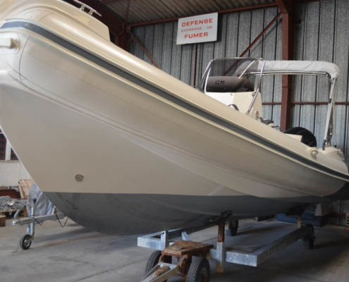 bateau occasion prince 21 FP1 495x400 - Prince 21