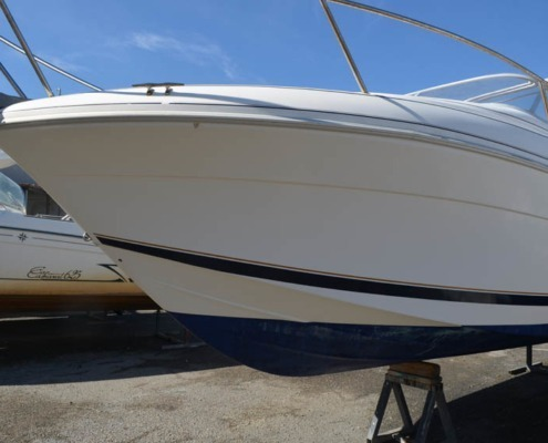bateau occasion leader 705 ib FP2 495x400 - Glastron GTD 200