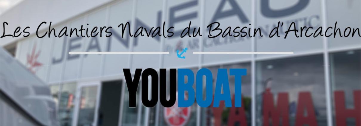 header article youboat 1210x423 - En ce mois de novembre, nous sommes à l'honneur du magazine Youboat
