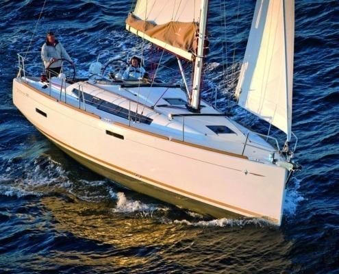 bateau voilier sun odyssey 389 big FP1 495x400 - Sun Odyssey 389
