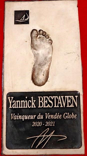 pied bestaven - Les Chantiers Navals du BA, sponsor des 18h d'Arcachon - 47ème édition